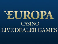 Europa Casino Live Dealer Games