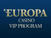 Europa Casino VIP Program