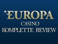 Europa Casino, komplette Review