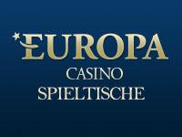 Europa Casino Spieltische